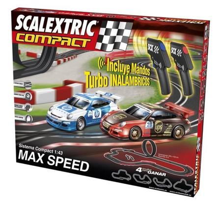 Scalextric Compact Max Speed 11232014