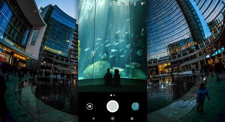 La cámara de Google corregirá la distorsión de fotos gran angular y añadirá soporte RAW