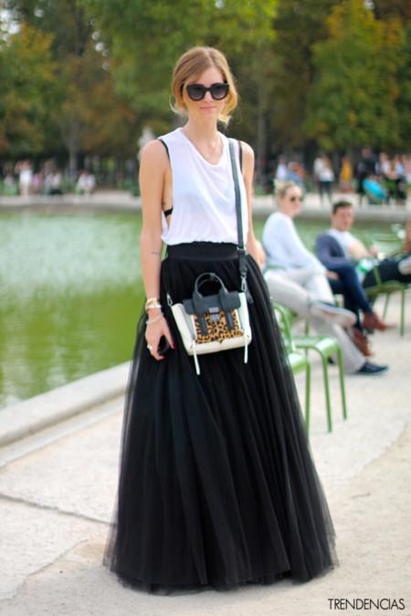 Street Style Semana de la Moda de París: ¿Anna dello Russo o Mickey Mouse?