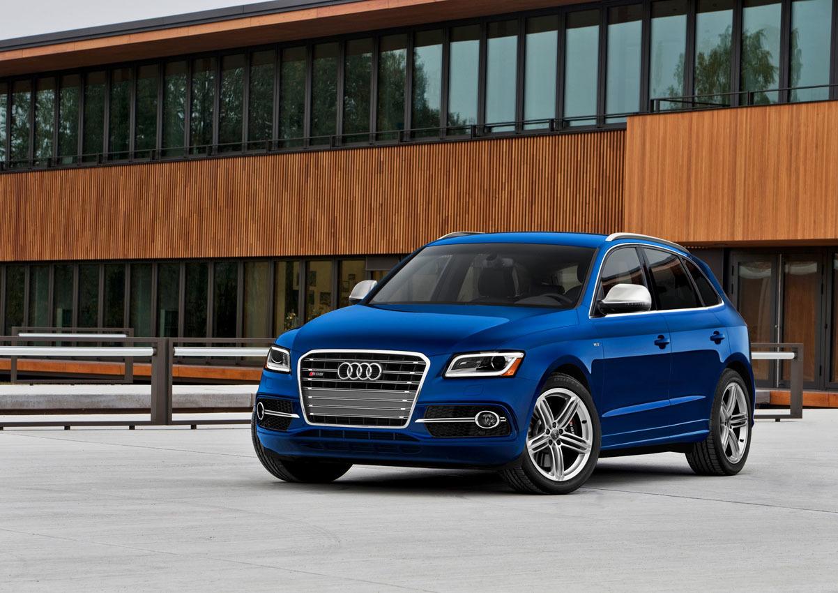 Foto de Audi SQ5 TFSI (2/12)