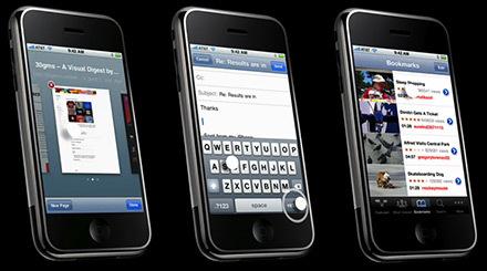 Nuevos detalles sobre el iPhone al descubierto