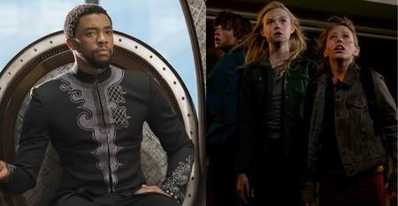 Las nueve mejores películas para ver gratis en abierto este fin de semana (11-13 septiembre): 'Black Panther', 'Super 8' y más