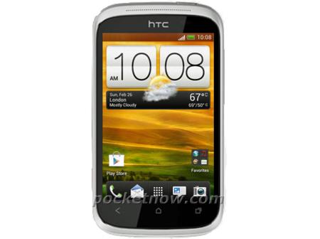 Un nuevo HTC Wildfire está en camino