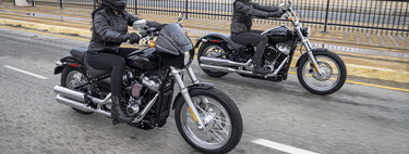 La nueva Harley-Davidson Softail Standard es una moto de 86 CV con sensaciones de cruiser por 14.500 euros
