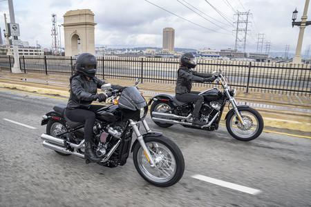 Harley Davidson Softail Standard 4