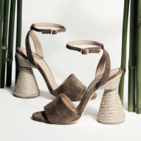 Esta firma de calzado española tiene los zapatos con tacón geométrico más bonitos que hemos visto