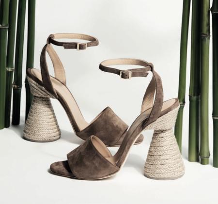 f503696a Esta firma de calzado española tiene los zapatos con tacón geométrico más  bonitos que hemos visto