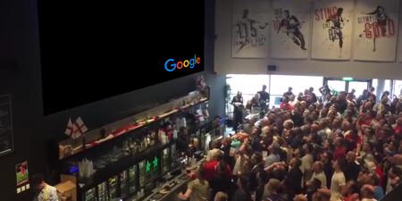 El último huevo de pascua de Google es como el salvapantallas de los DVD: así se activa