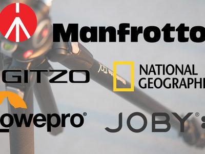 La propietaria de Manfrotto y Gitzo revoluciona el mercado de los accesorios comprando Lowepro y Joby, su competencia directa