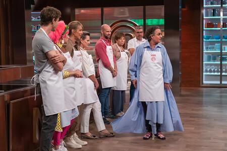 MasterChef Celebrity: la clásica prueba de chocolate se lleva por delante al concursante que no sabía cocinar