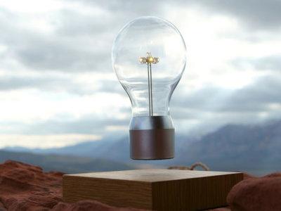 ¿Y si las bombillas volaran? No lo imagines, la idea existe y se llama Flyte