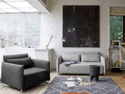 Nueve sillones convertibles en camas para espacios reducidos que piden entornos con mucho diseño