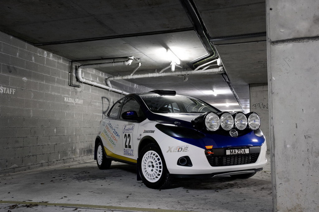 Foto de Mazda2 Extreme (13/17)