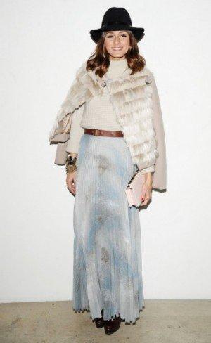 ¿Quieres la falda de Olivia Palermo? ¡La encontramos! (por menos de lo que imaginas)