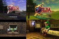 'The Legend of Zelda: Ocarina of Time' 3DS Vs N64, nueva galería de imágenes