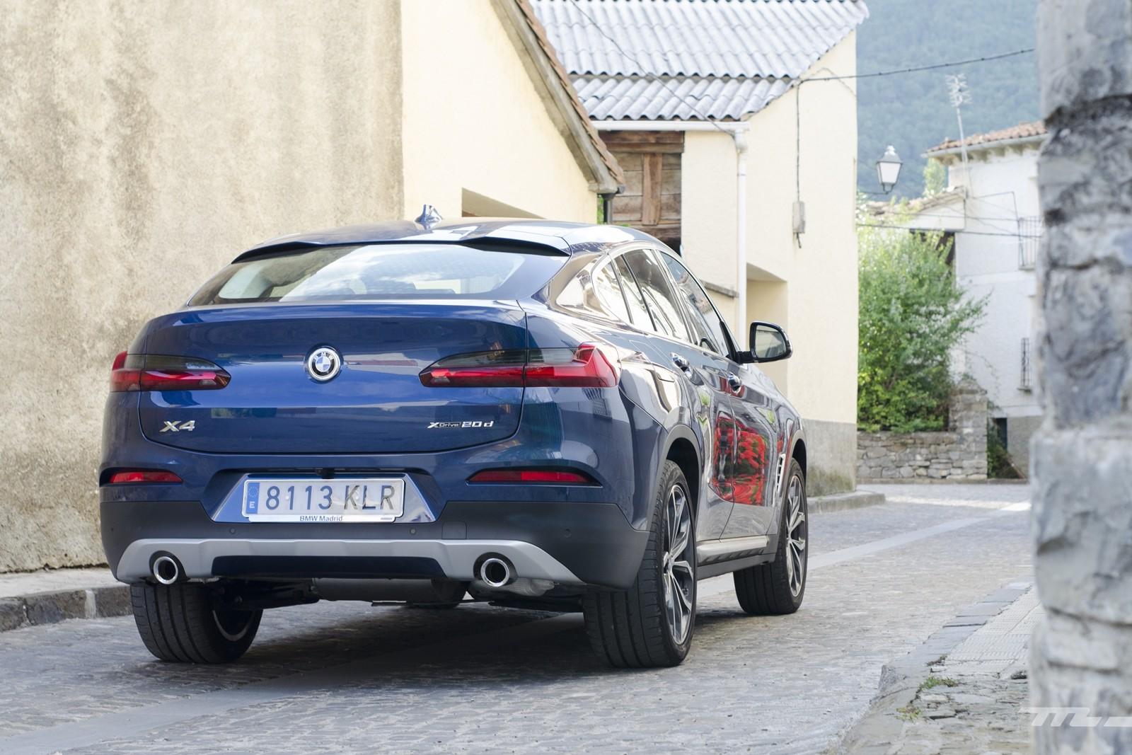 Foto de BMW X4 2018, prueba (33/65)