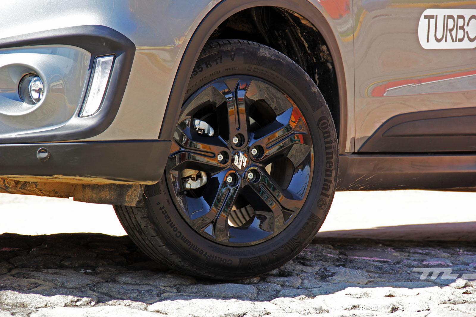 Suzuki Vitara Turbo