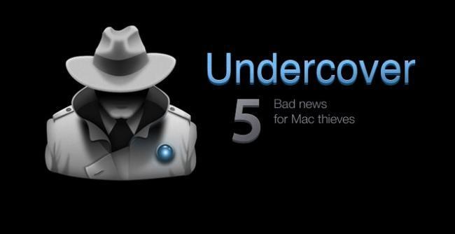 Undercover 5, probablemente la mejor garantía para recuperar un Mac robado