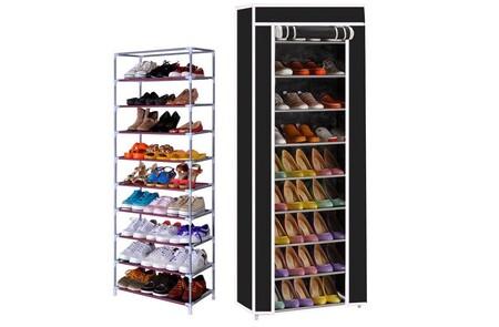 El zapatero más vendido de Amazon tiene espacio para 27 pares de zapatos y cuesta menos de 20 euros. Además, el envío es gratuito
