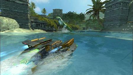 Octavo día de ofertas en Xbox Live, ahora con títulos de Kinect y algún juego más arcade, como 'Hydro Thunder Hurricane'
