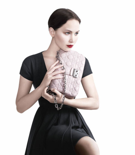 Jennifer Lawrence imagen de Miss Dior