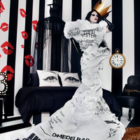 Omedelbar, la colección más rockera y rompedora de IKEA mezcla la estética gótica y el glamour de Hollywood