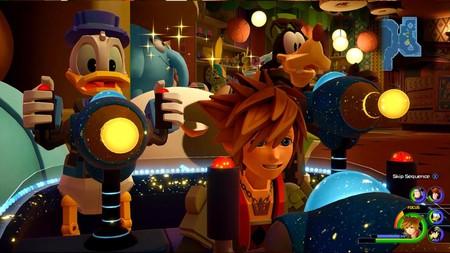 Los mundos de Toy Story y Hércules de Kingdom Hearts III en una ronda de gameplays