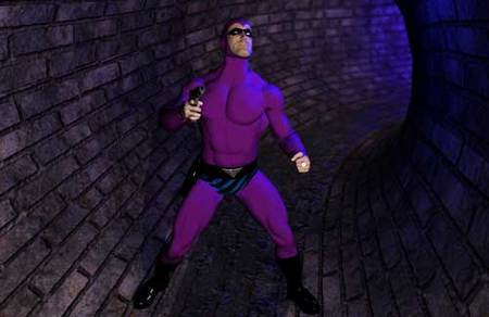 La miniserie de 'The Phantom', en 2010 en Sci-Fi