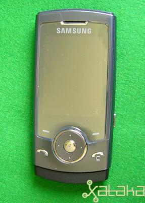 Análisis del Samsung SGH-U600
