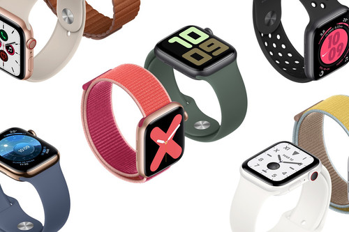 Apple Watch Series 5: el reloj de Apple estrena pantalla 'Always-On', brújula, titanio y cerámica para ser más premium