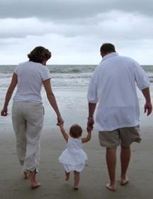 Padres obesos, niños casi obesos