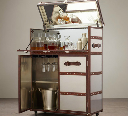 Mayfair Bar Cart