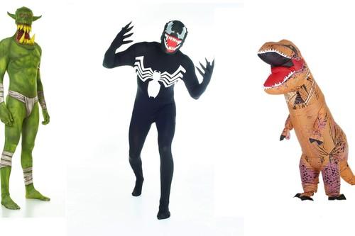 17 accesorios, máscaras y disfraces a la venta en Amazon para triunfar este Halloween 2018
