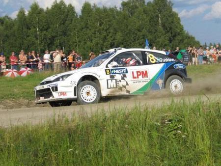 Janne Tuohino también disputará la Copa S2000