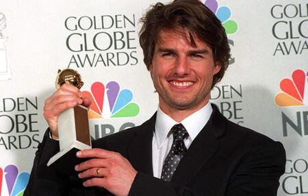 Tom Cruise Globo Oro