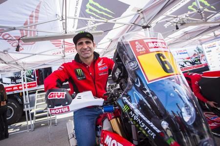 Paulo Goncalves Dakar 2018