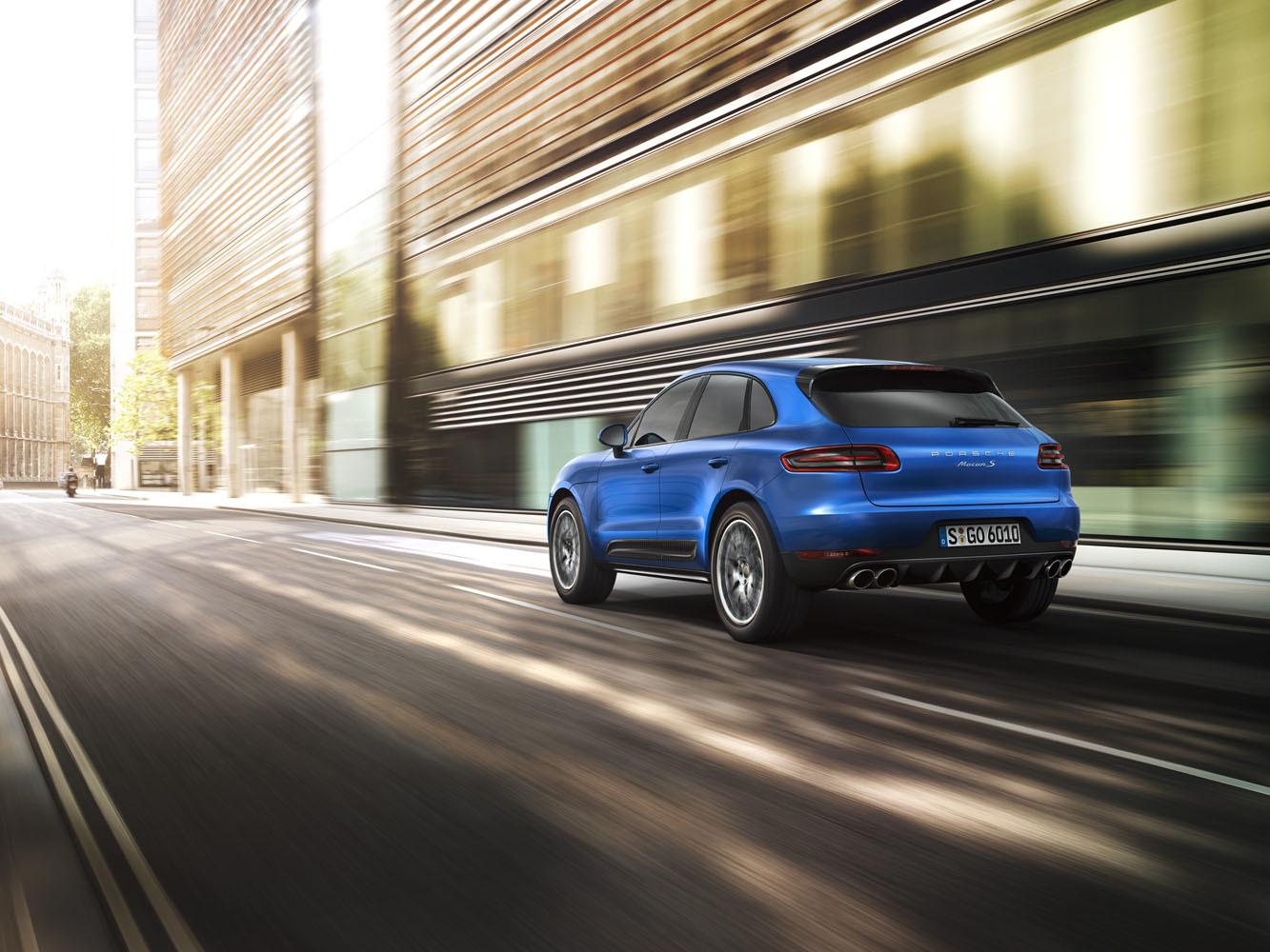 Foto de Porsche Macan (3/13)