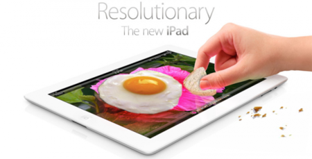 El nuevo iPad podría sufrir de exceso de temperatura