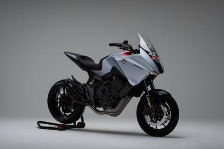 Honda CB4X Concept: una agresiva y muy armada propuesta para las motos polivalentes del carnet A2