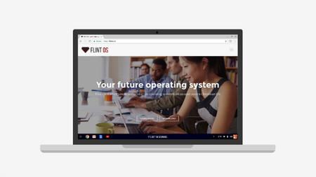 Llega Flint OS, un fork de Chromium OS que hace de tu PC o RaspBerry un Chromebook con apps Android