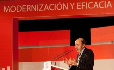 El Pacto de El Pardo sobre retención de datos, otro logro internacional de Rubalcaba... y del Gran Hermano