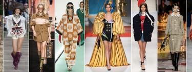 Lo mejor de la Milan Fashion Week Primavera-Verano 2020: desde Versace a Gucci sin olvidarnos de Fendi