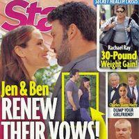 Ben y Jennifer, ¡por fin!