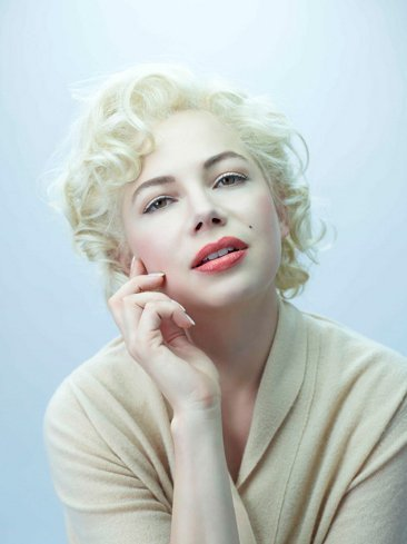 Michelle Williams como Marilyn Monroe: te mostramos su maquillaje