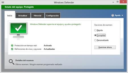 Windows 8 y su antivirus integrado en el sistema, una solución efectiva para las pymes