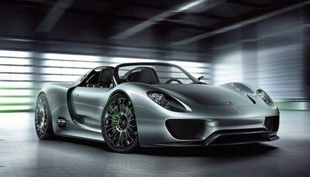 Porsche-918-spyder-hybrid