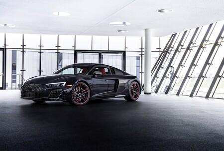Audi R8 RWD Panther Edition, solo 30 unidades de esta edición especial que no tiene relación con el personaje que imaginas