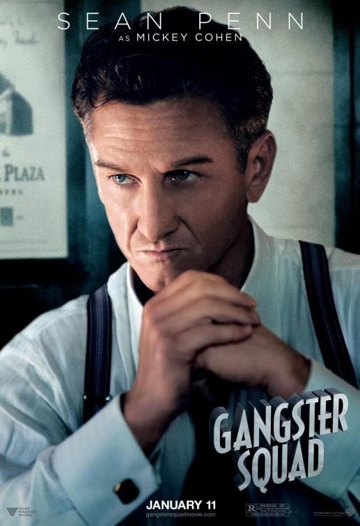 Foto de 'Gangster Squad (Brigada de élite)', los carteles (12/18)