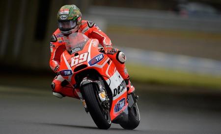 Nicky Hayden Ducati Motegi 2013