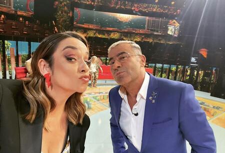 Toñi Moreno y Jorge Javier Vázquez